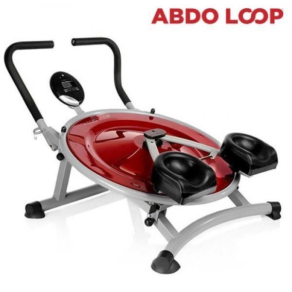 appareil abdominaux circulaire abdo loop prix pas cher les soldes sur cdiscount cdiscount. Black Bedroom Furniture Sets. Home Design Ideas