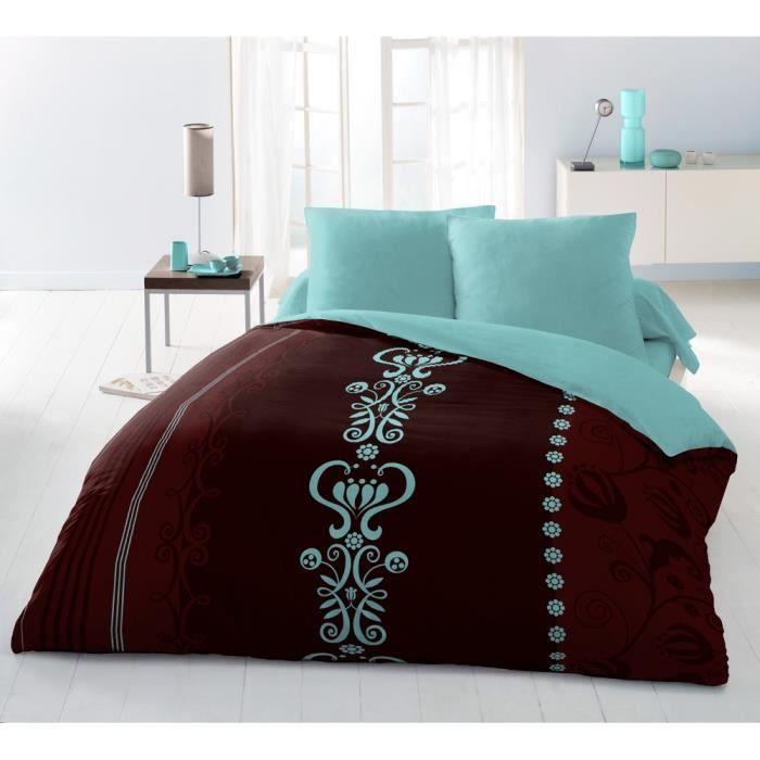 Parure de lit parure de drap 4 pcs 240x300 juliette - Parure de drap paris ...