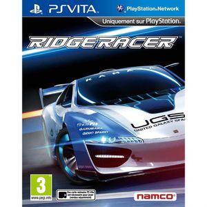 JEU PS VITA Ridge Racer Jeu PS Vita