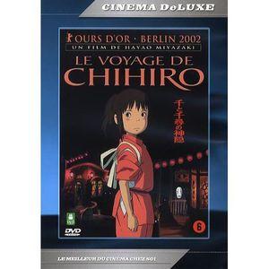 DVD DESSIN ANIMÉ LE VOYAGE DE CHIHIRO