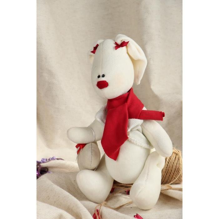 Doudou d coratif peluche fait main jouet en coton cadeau pour amoureux achat vente objet - Cadeau fait main pour son amoureux ...