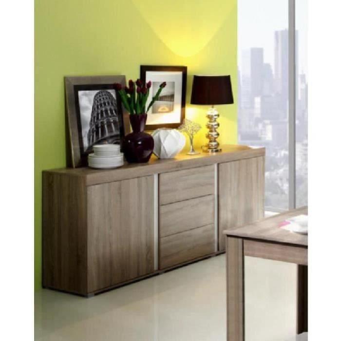 Buffet avignon bahut enfilade design 2 portes et 3 tiroirs id al pour votre - Buffet bahut enfilade ...