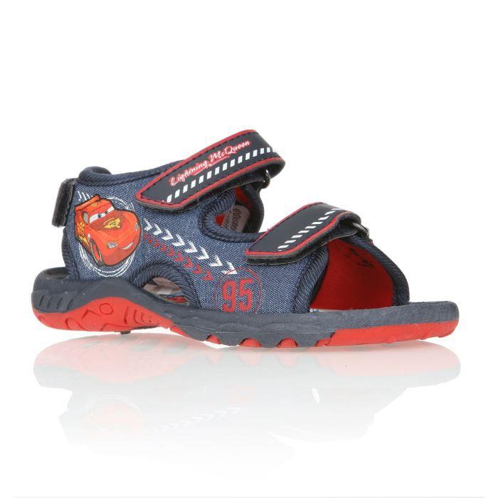 cars sandales enfant gar on achat vente sandale nu pieds cars sandales enfant cdiscount. Black Bedroom Furniture Sets. Home Design Ideas