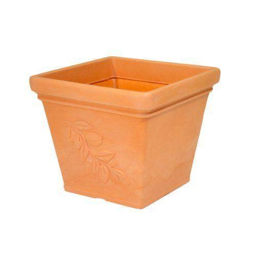 Testrut 361651 laura pot de fleurs en plastique achat - Pot en plastique jardin ...
