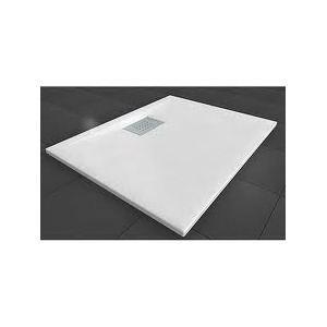 receveur douche 70 x 90 achat vente receveur douche 70 x 90 pas cher cdiscount. Black Bedroom Furniture Sets. Home Design Ideas