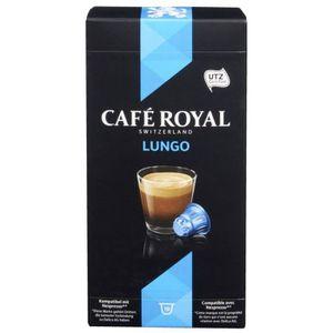 CAFÉ - CHICORÉE CAFE ROYAL Capsules Café Lungo compatible Nespress