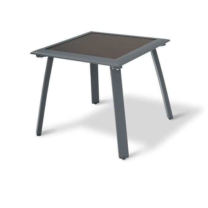 TABLE BASSE TABLE BASSE GRIS ANTHRACITE