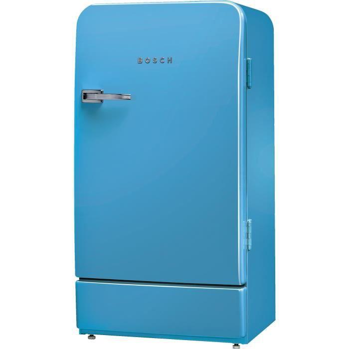 bosch ksl20au30 r frig rateur 1 porte 154l froid statique a l 66cm x h 127cm bleu. Black Bedroom Furniture Sets. Home Design Ideas