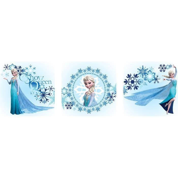 La reine des neiges tableau deco sur toile achat vente la reine des neiges tableau deco sur - Deco reine des neiges ...