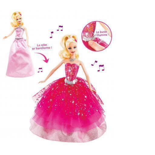 Barbie magie de la mode achat vente poup e cdiscount - Barbi et la magi de la mode ...