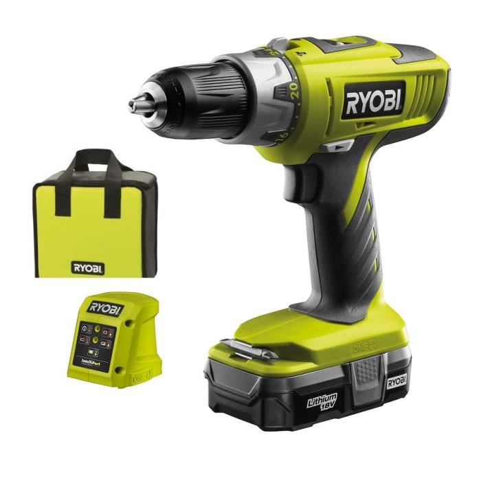 perceuse ryobi 18v lithium taille haie tracteur occasion. Black Bedroom Furniture Sets. Home Design Ideas