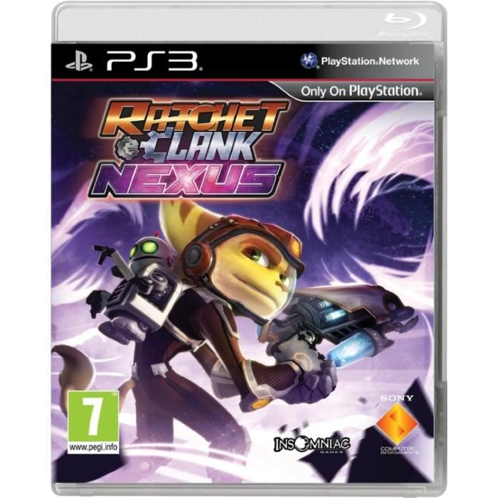 Ratchet and Clank Nexus (Playstation 3) [UK IMPORT] Achat / Vente