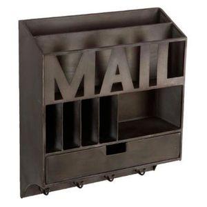 Porte courrier mural achat vente porte courrier mural - Porter plainte par courrier ...