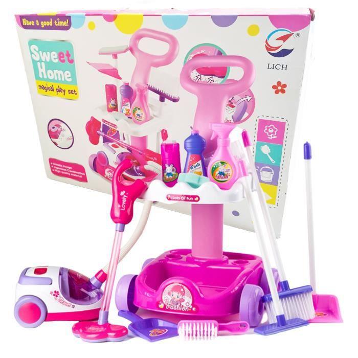 imulation de nettoyage m nage jouets des enfants achat. Black Bedroom Furniture Sets. Home Design Ideas