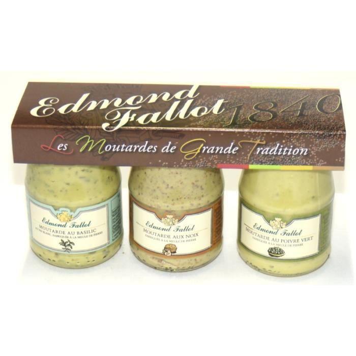 Pot a moutarde achat vente pot a moutarde pas cher cdiscount - Moutarde fallot vente ...