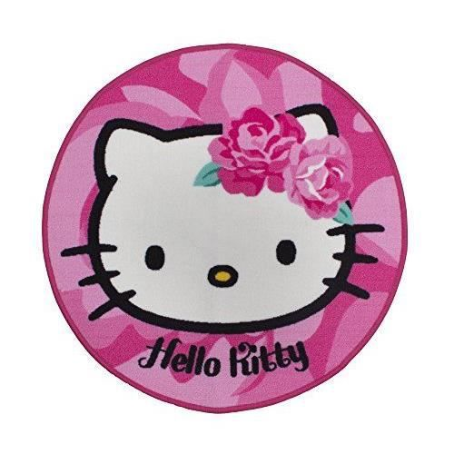 Character World Hello Kitty Tapis En Forme De Sommerwind Achat Vente Tapis Cdiscount