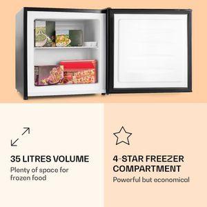 congelateur armoire noir achat vente congelateur armoire noir pas cher cdiscount. Black Bedroom Furniture Sets. Home Design Ideas