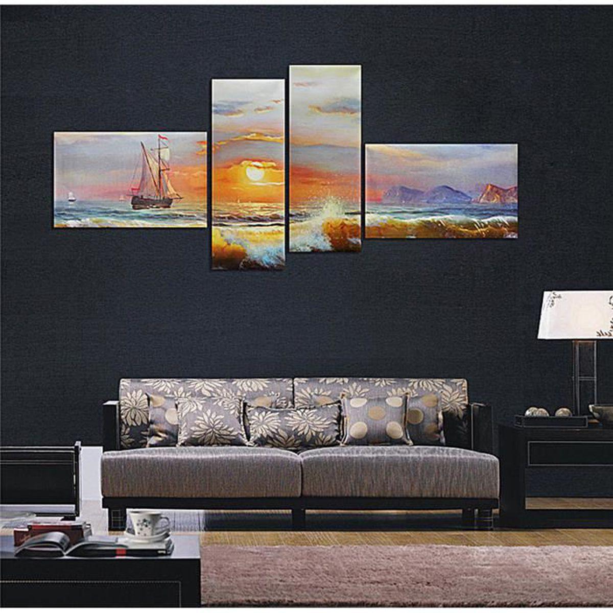 Tableau peinture achat vente tableau peinture pas cher cdiscount - Tableau peinture moderne pas cher ...