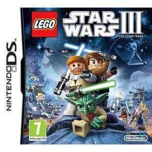 JEU DS - DSI LEGO STAR WARS 3 / Jeu console DS