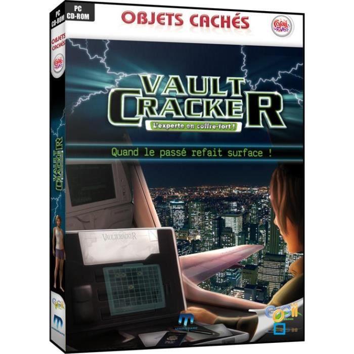JEU PC VAULT CRACKER: L'ULTIME COFFRE / Jeu PC