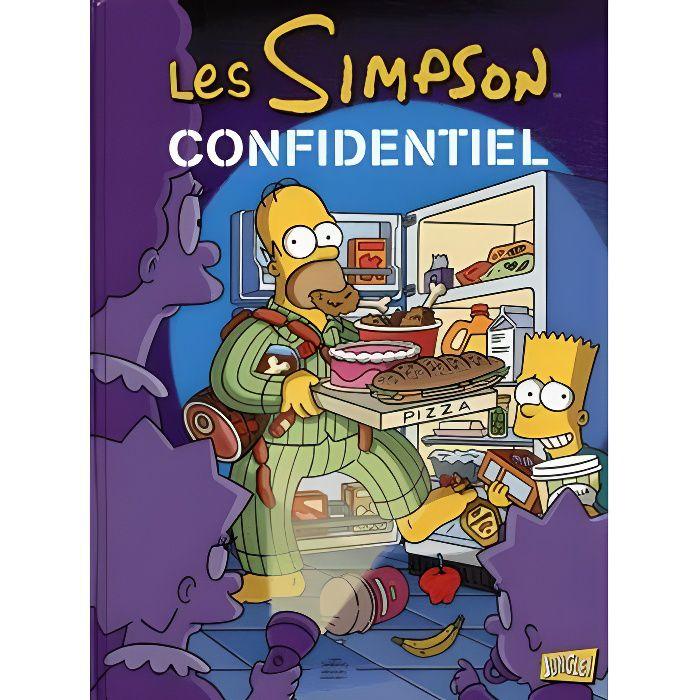 Les simpson tome 26 achat vente livre matt groening jungle parution 07 01 2015 pas cher - Bande dessinee simpson ...