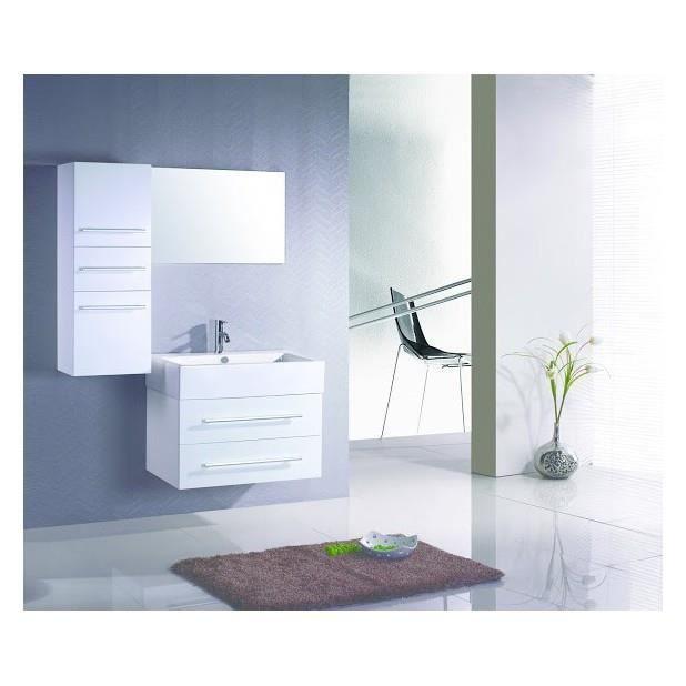 Ensemble meuble salle de bain complet alpos bla achat for Meuble salle de bain complet