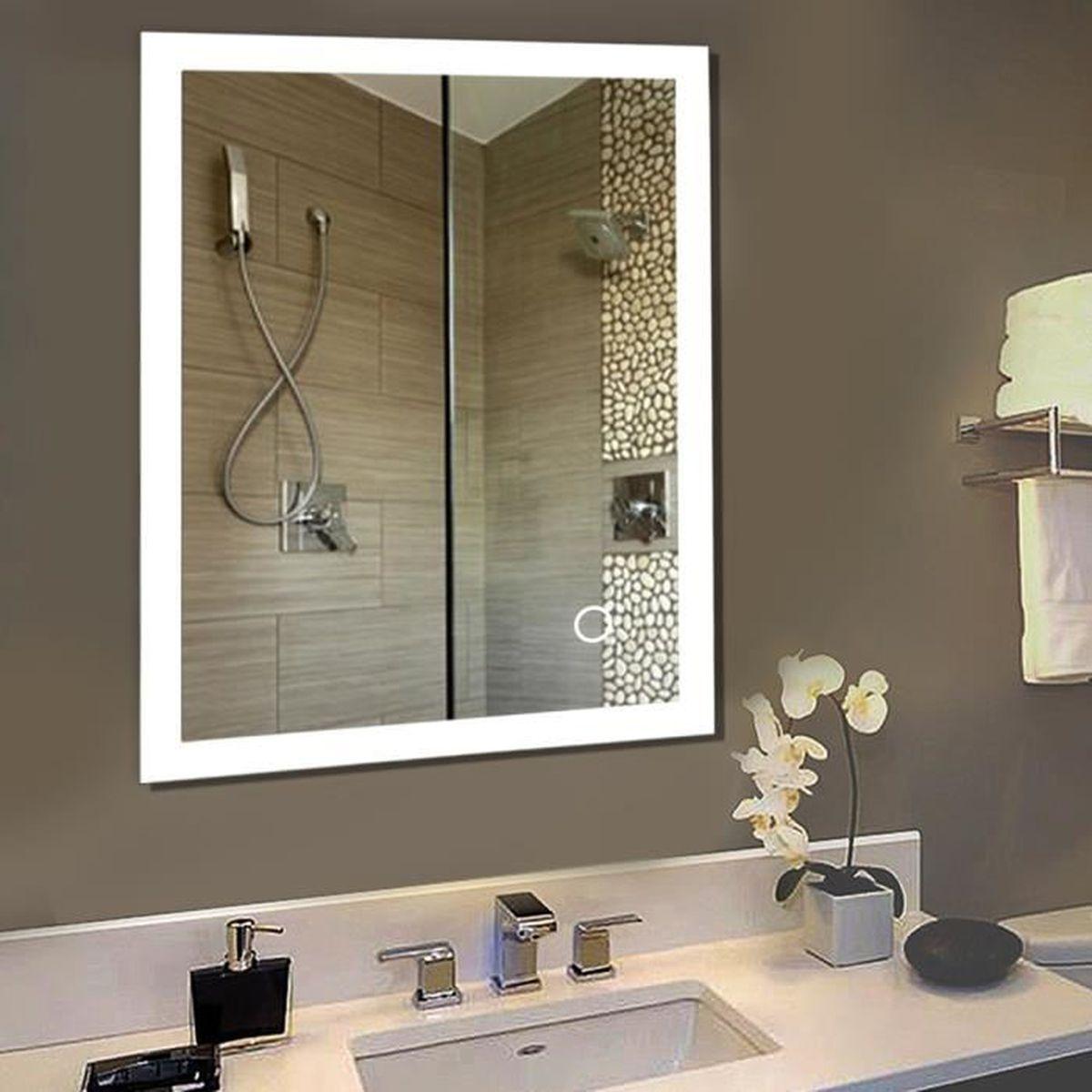 Salle de bain blanche et noire - Vente privee deco maison ...