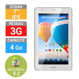 TABLETTE TACTILE ARCHOS 70 XENON 4Go 3G