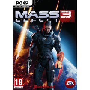 JEU PC Mass Effect 3 (PC DVD) [UK IMPORT]