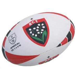 BALLON DE RUGBY Ballon de rugby Toulon t5 rct  rugby RGB