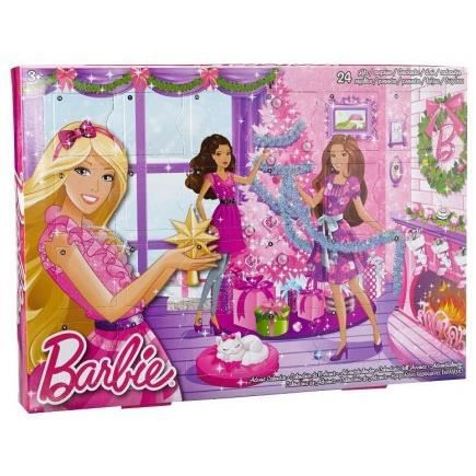 Y7502 mattel barbie calendrier de l 39 avent achat - Calendrier de l avent bureau ...