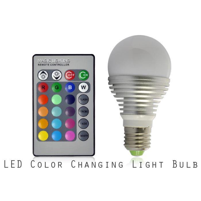 lampe couleur led 16 couleurs lampe led ave achat vente lampe couleur led 16 coul. Black Bedroom Furniture Sets. Home Design Ideas