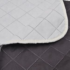 couvre lit beige achat vente couvre lit beige pas cher. Black Bedroom Furniture Sets. Home Design Ideas