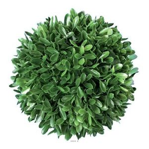 Fleurs artificielles pour l exterieur achat vente for Boule de buis artificiel pour exterieur