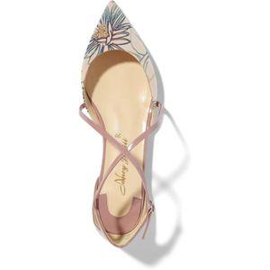SANDALE - NU-PIEDS Nancy Jayjii: Sandales femmes en cuir véritable de
