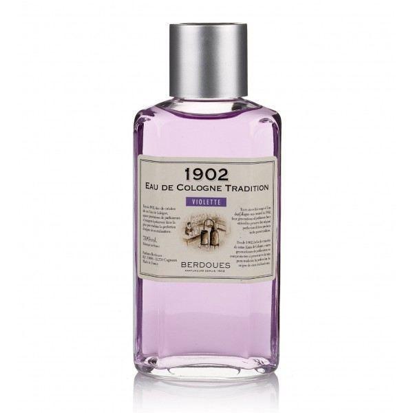 eau de cologne berdoues violette 245 ml achat vente eau de cologne eau de cologne berdoues