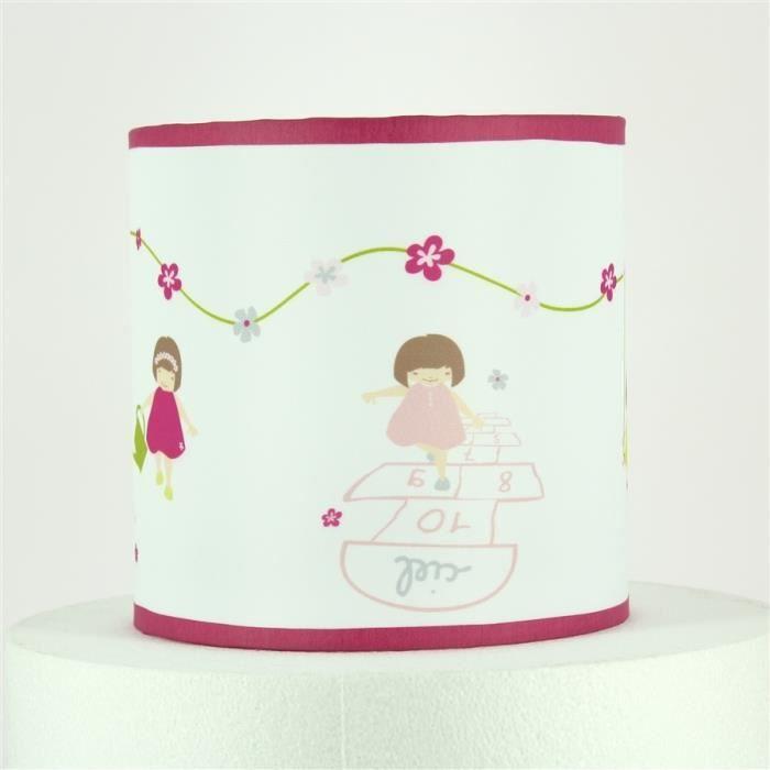 abat jour enfant jeux de filles achat vente abat jour enfant jeux de fi cdiscount. Black Bedroom Furniture Sets. Home Design Ideas