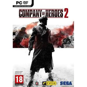 JEU PC COMPANY OF HEROES 2 / Jeu PC