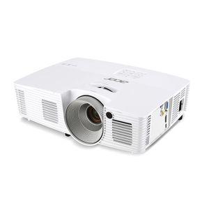 Vidéoprojecteur DLP 3D Ready - Résolution native de 1280 x 800 (WXGA) / Maximum 1920 x 1200 - Contraste : 13 000:1 - Luminosité : 3100 lm - Connectiques HDMI, VGA, USB, S-Video - Correction verticale de l'effet clé de vo?te : -40°/+40° - Zoom numériq
