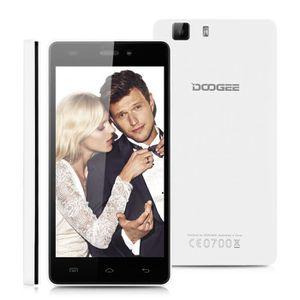 SMARTPHONE DOOGEE X5 3G Smartphone Blanc (5.0'' IPS Android 5