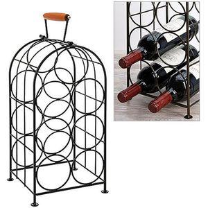 range bouteille de vin achat vente range bouteille de vin pas cher cdiscount. Black Bedroom Furniture Sets. Home Design Ideas