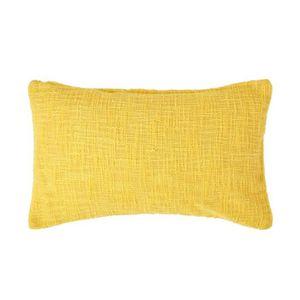 Housse de coussin 50x50 jaune achat vente housse de coussin 50x50 jaune p - Housse coussin jaune ...