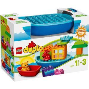 ASSEMBLAGE CONSTRUCTION LEGO® DUPLO 10567 Jouet de Bain Tout-Petits