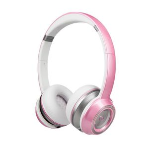 CASQUE - ÉCOUTEUR AUDIO Monster Ntune Pearl Casque Audio On-Ear by Monster