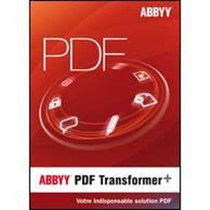LOGICIEL À TÉLÉCHARGER ABBYY PDF Transformer+