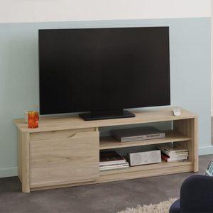 Meuble de rangement beige achat vente meuble de rangement beige pas cher - Meuble tv petit prix ...