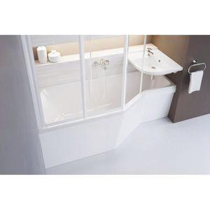 baignoire balneo droite achat vente baignoire balneo. Black Bedroom Furniture Sets. Home Design Ideas