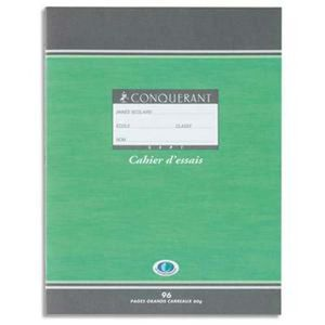 cahier 48 pages 17×22