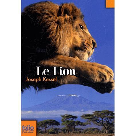 le lion achat vente livre joseph kessel gallimard jeunesse parution 15 03 2007 pas cher. Black Bedroom Furniture Sets. Home Design Ideas