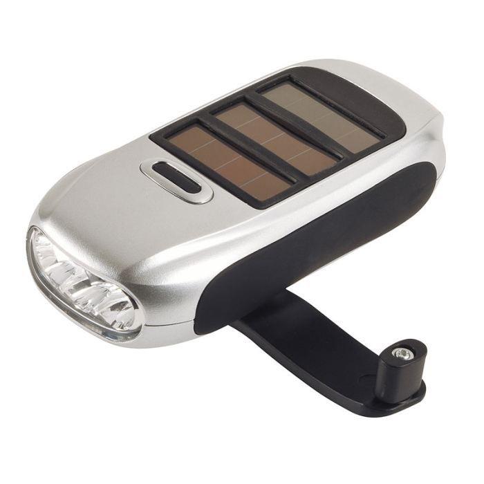 le de poche solaire et dynamo lp52 achat vente